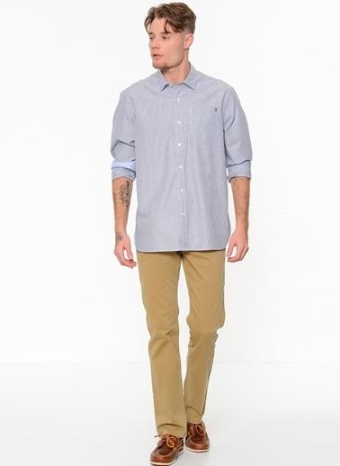 Uzun Kollu Gömlek-Timberland